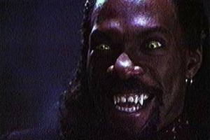 "Eddie Murphy in ""Vampire In Brooklyn""."